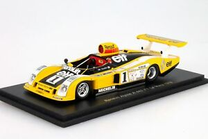 【送料無料】模型車 スポーツカー ルノーアルパイン#ルマンスパークrenault alpine a443 1 le mans 1978 p depailler jp jabouille spark 143 s1552 m