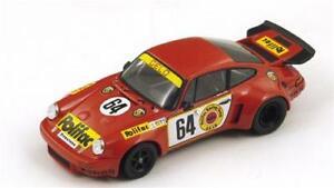 【送料無料】模型車 スポーツカー ポルシェカレラロースシックダンススパークモデルporsche carrera rsr n64 29th looschic dance 143 spark s3493 model