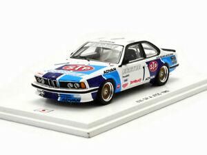 【送料無料】模型車 スポーツカー クーペ#スパークモデルbmw 635 csi coupe stp 1 3rd jtcc 1985 mogi nagasaka spark 143 sj026 model