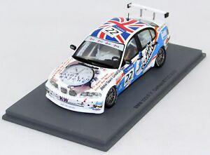 【送料無料】模型車 スポーツカー #スパークモデルbmw 320 22 etcc 2002 py corthals spark 143 s0407 model