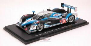 【送料無料】模型車 スポーツカー プジョー#ルマンスパークpeugeot 908 8 2nd le mans 2009 143 spark sp1289