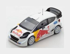 【送料無料】模型車 スポーツカー フォードイングランドフィエスタ#ラリーテストカースパークford england fiesta wrc 0 rally test car 2018 white red yellow spark 143 s5172