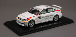 【送料無料】模型車 スポーツカー #スパークモデルbmw 320 si 7 wtcc 2009 143 spark sp2503 model