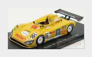 【送料無料】模型車 スポーツカー プジョー905クモ66レ1992アレグサンダーdeブロイアースパーク143 s1276 mopeugeot 905 spider 66 le mans 1992 alexander de vita breuer spark 143 s1276