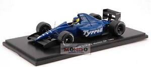【送料無料】模型車 スポーツカー ティレルメキシコグランプリスパークtyrrell m alboreto mexico gp 1989 143 spark sp1641