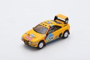 【送料無料】模型車 スポーツカー スパークプジョーグランド#パリダカールラリーs5625 spark 143 peugeot 405 t16 grand raid 204 2nd paris dakar 1990