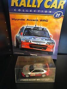 【送料無料】模型車 スポーツカー ixo 143ラリー2003ラリーfloix hyundai accent wrc ixo 143 rally car hyundai accent wrc 2003 acropolis rally floix