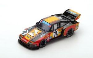 【送料無料】模型車 スポーツカー スパークポルシェ#ルマンs5093 spark 143 porsche 935 74 le mans 1979