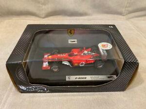 【送料無料】模型車 スポーツカー hotweels 143フェラーリf1 2002ミハエルシューマッハー1マールボロrarehotweels 143 ferrari f1 2002 michael schumacher 1 marlboro rare