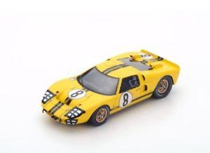 【送料無料】模型車 スポーツカー スパークフォード#ルマンガードナーs5184 spark 143 ford mk ii 8 le mans 1966 fgardner jwhitmore
