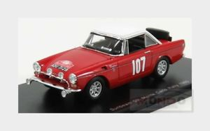 【送料無料】模型車 スポーツカー サンビームアルパイン#ラリーモンテカルロホールスパークsunbeam alpine 107 11th rally montecarlo 1965 pharper ihall spark 143 s4061