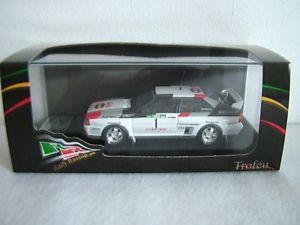 【送料無料】模型車 スポーツカー アウディクワトロラリーポルトガルムートンポンスtrofeu rral 45 audi quattro 2nd 1983 rally portugal mouton pons