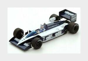 【送料無料】模型車 スポーツカー ブラバム#モナコリカルドパトレーゼスパークモデルbrabham f1 bt55 7 monaco gp 1986 riccardo patrese spark 143 s4349 model
