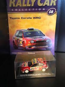 【送料無料】模型車 スポーツカー ネットワークラリーカートヨタカローラモンツァラリーロッシixo 143 rally car toyota corolla wrc 2004 monza rally vrossi