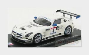 【送料無料】模型車 スポーツカー メルセデスベンツsls gt3チーム3 gtツアー2011opanis debard spark 143 sf021mercedes benz sls gt3 team graff 3 gt tour 2011 opanis debard sp