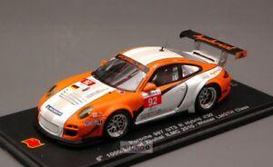【送料無料】模型車 スポーツカー ポルシェ997gt3rハイブリッド1000km2010winlmgthスパーク143 sa005モデルporsche 997 gt3 r hybrid 1000km zhuhai 2010 winlmgth spark 143 sa005 mo