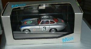 【送料無料】模型車 スポーツカー モデルメルセデスパナメリカーナスーmax models mercedes 300 sl panamericana 1952 langgrupp