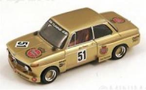 【送料無料】模型車 スポーツカー チーム#ニュルブルクリンクスパークシングルモデルbmw 2002 team warsteiner 51 winner nurburgring drm 1976 spark 143 sg041 model