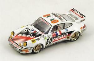 【送料無料】模型車 スポーツカー ポルシェカレラルコントスパークモディファイporsche carrera rsr n50 38th lm 1994 yverchereauleconte 143 spark s4175 mod