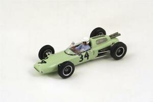 【送料無料】模型車 スポーツカー ロータス24 mgregory1962 n34 7thgp 143スパークs2139モデルlotus 24 mgregory1962 n34 7th british gp 143 spark s2139 model