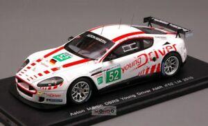 【送料無料】模型車 スポーツカー aston martin dbr 952 le mans 2010143スパークsp2573aston martin dbr 9 52 le mans 2010 143 spark sp2573