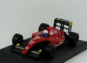 【送料無料】模型車 スポーツカー フェラーリアランプロスト listingonyx ferrari 643 1991 alain prost ref121 excellentboxed