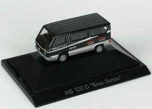 【送料無料】模型車 スポーツカー メルセデスベンツバス187 mercedesbenz 100d bus amg dtm 1992 sonax herpa 180535