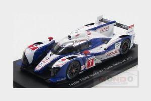 【送料無料】模型車 スポーツカー 7ルマン2012 awurz spark 143 s2376 mトヨタts030ハイブリッドチームトヨタtoyota ts030 hybrid team toyota racing 7 le mans 2012 awurz spark 143