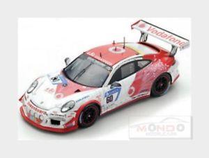 【送料無料】模型車 スポーツカー ポルシェパフォーマンス#ニュルブルクリンクスパークシングルporsche 911 991 gigaspeed performance 60 24h nurburgring 2017 spark 143 sg329