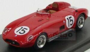 【送料無料】模型車 スポーツカー マセラッティ300s 30ポンドクモチームalfieriルマン1955モデル143 jl6005maserati 300s 30l spider team alfieri le mans 1955 jolly model 143 jl6005