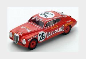 【送料無料】模型車 スポーツカー ランチアアウレリア#ラリーカレラパナメリカーナスパークlancia aurelia b20 26 rally carrera panamericana 1952 maglioli spark 143 s2442