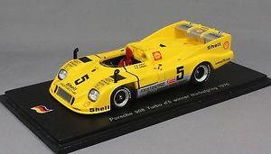 【送料無料】模型車 スポーツカー スパークポルシェターボニュルブルクリンクキロヨーストspark porsche 9083 turbo nurburgring 300km winner 1976 joest sg076 143