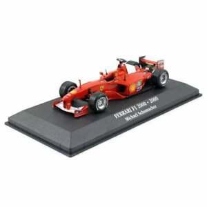 【送料無料】模型車 スポーツカー 143フェラーリf2000シューマッハー2000f1atlas 143 ferrari f2000 schumacher 2000 f1 collection