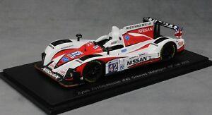 【送料無料】模型車 スポーツカー ルマンブランドルブランドルspark zytek z11sn nissan le mans 2012 brundle, brundle amp; ordonez s3721 143