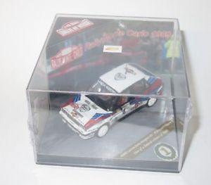 【送料無料】模型車 スポーツカー ランチアデルタマティーニラリーモンテカルロ143 lancia delta integrale 8v martini winner rally monte carlo 1989 mbiasion