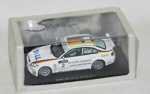 【送料無料】模型車 スポーツカー チームドイツミュラー143 bmw 320 si wtcc 2007  bmw team germany jmuller