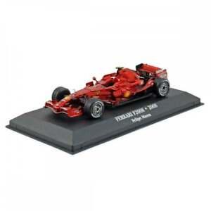 【送料無料】模型車 スポーツカー 143フェラーリf2008f1atlas 143 ferrari f2008 massa f1 collection