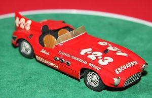 【送料無料】模型車 スポーツカー 143hand built fds 123ferrari 375mm carrera panamericana white metal modelhand built 143 fds 123 ferrari 375 mm carrera pan