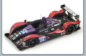 【送料無料】模型車 スポーツカー ペスカローロマツダオーククラスルマン#レーシング143 pescarolo mazda oak racing le mans 24 hrs 2009 24 lmp2 3rd in class