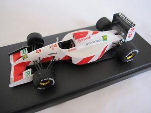 【送料無料】模型車 スポーツカー フットワークスパーク1992 arrows footwork fa13 aguro suzuki by tameo spark
