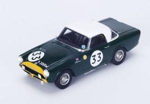 【送料無料】模型車 スポーツカー サンビームアルパイン#ルマンハーパーグリーンスパークsunbeam alpine 33 24h le mans 1963 pharper pprocter green spark 143 s4765 mo