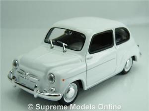 【送料無料】模型車 スポーツカー fiat 600d model car 143 scale white solidoclassic k8967qfiat 600d model car 143 scale white solido classic k8967q