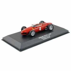 【送料無料】模型車 スポーツカー 143フェラーリ156 vonf1atlas 143 ferrari 156 von trips f1 collection