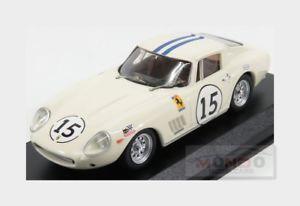 【送料無料】模型車 スポーツカー フェラーリ275 gtb415 24hルモダンテスト1968グロースマンberney best 143 be9715ferrari 275 gtb4 15 24h le mans test 1968 grossman berney best 1