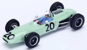 【送料無料】模型車 スポーツカー #ドイツジムホールスパークモデルlotus f1 24 20 german gp 1963 jim hall light greem spark 143 s4825 model