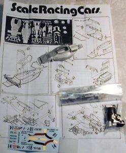 【送料無料】模型車 スポーツカー kモンツァキット143 src21k brm p160 monza kit by smts