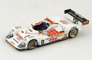 【送料無料】模型車 スポーツカー ポルシェスパークモードporsche twr wsc n8 26th lm 1996 alboretomartinitheys 143 spark s4179 mode