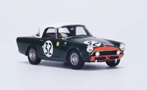 【送料無料】模型車 スポーツカー サンビームアルパイン#ルマンハーパースパークモデルsunbeam alpine 32 24h le mans 1962 pharper pprotecter spark 143 s4050 model