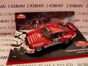 【送料無料】模型車 スポーツカー ネットワークマウントラリーモンテカルロポルシェrmc3m 143 ixo altaya rally mounted carlo porsche 911 carerra rs 1979 almeras