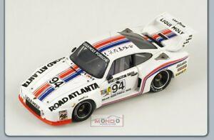 【送料無料】模型車 スポーツカー ポルシェ#ルマンスパークモデルporsche 935 94 le mans 1978 143 spark sp2014 model